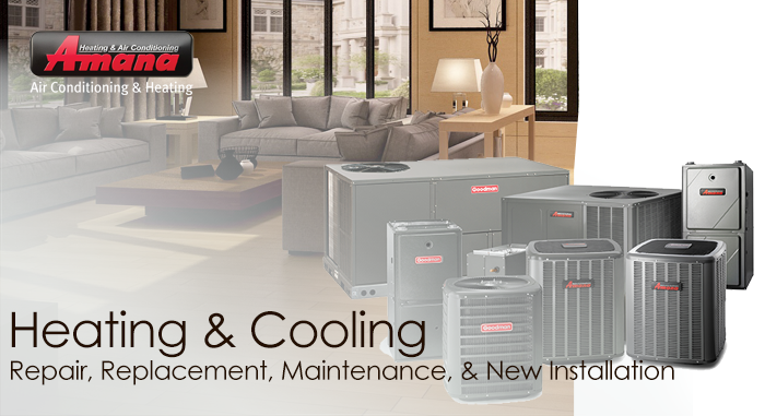 will handle your heating and cooling repair in Pasadena CA.